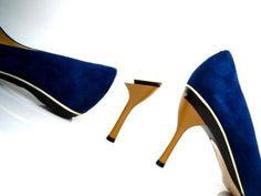 I am intrigued...Convertible heels!