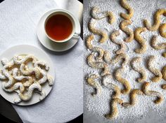 Essijiet – Maltese Tea Time Cookies with a shot of Vermouth