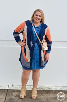 "Suger Coat It | Aussie Curves: Melissa Walker Horn 6'0"".183cm. TCW. #SugerCoatit #Melissa #TCW #LargeWomen #Plus #OmegaWoman #Fashion"