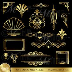 "If this found ""energetic"" ornamentation it may be unequalled the skill Deco era! Its jazzy nervousness made an appearance everywhere on ho..."