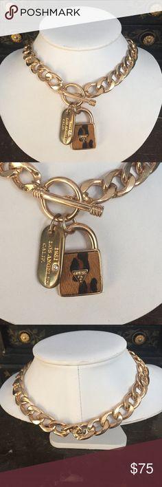 Guess gold necklace Guess gold necklace Guess Jewelry Necklaces