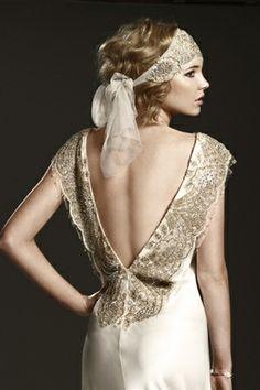 1920's dress style...