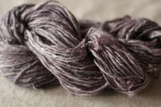 French hand dyed yarn  Catherine Morel de l'Atelier Garance