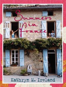 Kathryn Ireland = Summers in France-where I want to be:))