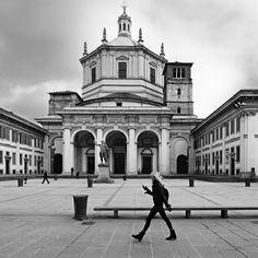 Milano - Basilica di San lorenzo by Silvano Dossena on 500px