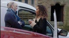 "A recap of of ""Last Tango in Halifax,"" the Christmas special. The families of Alan and Celia are back as brilliant as ever. Last Tango In Halifax, Sarah Lancashire, Series 4, Sally, Drama, Christmas, Xmas, Dramas, Navidad"