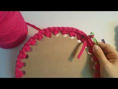 How To Do Crochet, Crochet Art, Thread Crochet, Cute Crochet, Crochet Crafts, Crochet Projects, Yarn Projects, Crochet Doily Diagram, Crochet Basket Pattern