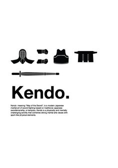Kendo by on DeviantArt Kendo, Karate, Dojo, Samurai, Value In Art, Sword Fight, Hapkido, Japanese Sword, Flyer