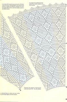веера — Яндекс.Диск Tunisian Crochet Patterns, Crochet Patterns Amigurumi, Crochet Gloves, Knit Crochet, Popular Crochet, Crochet Headband Pattern, Baby Patterns, Yandex Disk, Skirt
