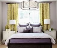 Image result for headboard in front of window