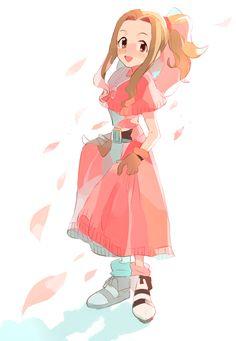 Mimi Tachikawa #DigimonAdventure