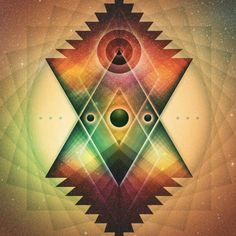 Líneas - abstracta - geometría.... Loved @psyminds17