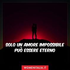 Emozionanti Frasi d'Amore con Immagini - WOMEN Italia Sigmund Freud, Edgar Allan Poe, Einstein, Poetry, Quotes, Movies, Movie Posters, Tumblr, Italia