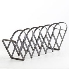 Collapsible Accordion Caddy - 39.00 wisteria