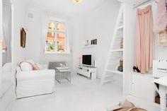 Cornelias interior: Smarta kvadrat på Styrmansgatan