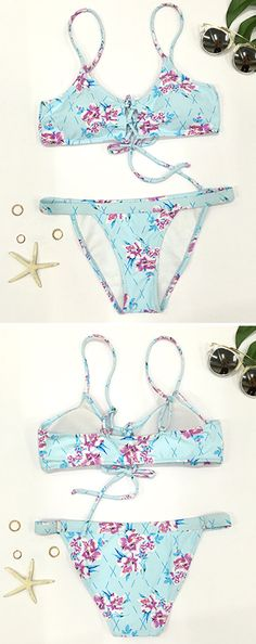Take a step out of the door in the hot bikini and you'll want to spend the day on the beach! Make sure to add this to your collection, it definitely is a must have! Go check it and get surprised at Cupshe.com !