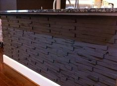 #DIY home remodeling idea using #woodshims from Pure & Noble