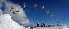 Ski en La Hoya - Esquel - Chubut, Argentina