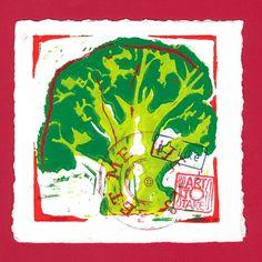 Broccoli - Art Snack - Art To Take