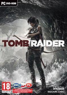 """Opowieść o początkach Lary Croft i jej przemianie w zahartowanego poszukiwacza przygód - nowy """"Tomb Rider"""" już w Empiku! (PEGI 18)"""