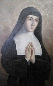 Santa Margarida Maria, discípula dileta do Coração de Jesus.