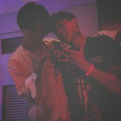 One of my favorite artists that I worked with !  Keep it  because there's many more collabs to come #DPR #dreamperfectregime #yg #mino #민호 #crazynight #재밌었어