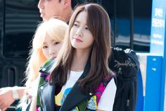 @SpeedHan พี่ยุนตัวโต น้องแทตัวเล็ก~ >///<  150806 Yoona Taeyeon ~~~