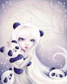 Panda: Protection Series by parochena.deviantart.com