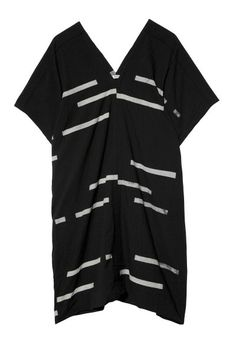 Uzi Tapered V-Neck Dress