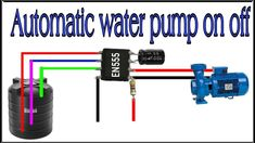 Electronics Mini Projects, Hobby Electronics, Electronic Circuit Projects, Electrical Projects, Arduino Remote Control, Water Pump Motor, Plastic Bottle Cutter, Electrical Circuit Diagram, Planer