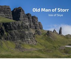 Discover the icon of the Isle of Skye Scotland: the monolith called the Old Man of Storr Skye - video, photos and info to plan your visit and walk Scotland Hiking, Scotland Travel, Inverness, Highlands, Glasgow, Roadtrip, Isle Of Man, Old Men, Monument Valley