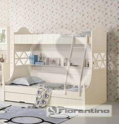 Łóżko piętrowe Fiorentino