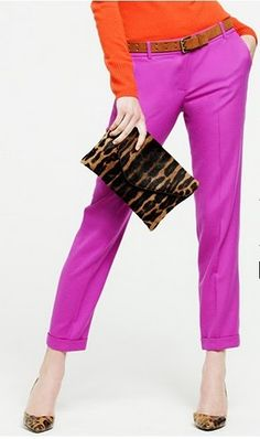 bright radiant orchid style fashion