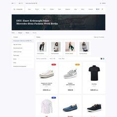 #PrestaShop #Theme #Clothes #Fashion #Accessory #Prestapro