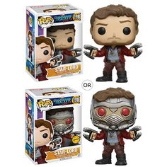 New Arrival | Funko Pop | Star Lord | Grab this pop before the release of Guardian of the Galaxy 2. Buy now by clicking on the pin