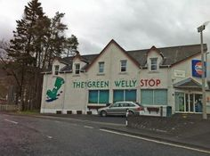 Green Welly Stop Perthshire, Tyndrum, Loch Lomond and The Trossachs National Park FK20 8RY, Scotland