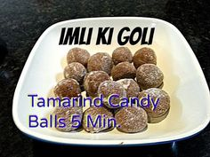 Indian Snacks, Indian Food Recipes, Cooking Videos, Food Videos, Tamarind Candy, Brunch Recipes, Snack Recipes, Mouth Freshener, Balls Recipe