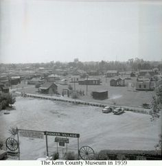 Boonah township looking from Mount Carmel, ca. Kern County California, Bakersfield California, Central Valley, Rural Area, Local History, Back In Time, Historical Photos, The Locals, Paris Skyline