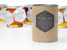 Our Spring Honey is estate grown from Chesterhaven Beach Farm and completely different than any other honey we've produced to date. Small batch, artisanal, natural, rare and delicious are just some of the words that describe our unique Spring Honey. This honey is bold and fragrant making it one of our most unique products to date. Best seller in our Honey House! Sending a gift? Add a gift tube.