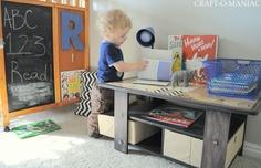 DIY learning reading nook #Wayfair #kids bedroom #reading nook