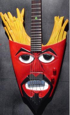 Funny guitar. jA