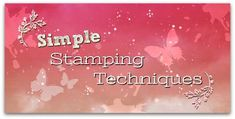 Simple Stamping  Gift Card Holder