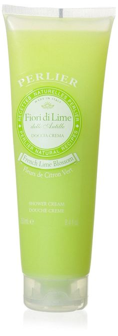 Perlier Fiori di Lime French Lime Blossom Shower Cream, 8.4 fl. oz. *** See this great product. (This is an Amazon Affiliate link)