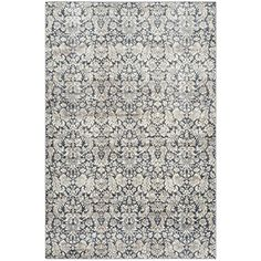 Safavieh VTG437N-5 Vintage Collection Area Rugs, 5-Feet 1-Inch by 7-Feet 7-Inch, Navy and Crème Safavieh http://www.amazon.com/dp/B00UJH8PS8/ref=cm_sw_r_pi_dp_7VjMvb1GN8TWJ