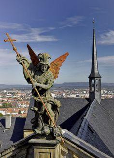 Michaelsberg Abbey - Bamberg, Germany