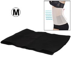 [$4.43] Abdomen Belt / Thin Waist Flat Belly Corset, Size: M