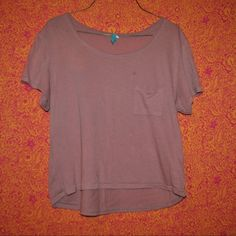 Basic Tee Very comfy! 60% cotton 40% polyester PacSun Tops Tees - Short Sleeve