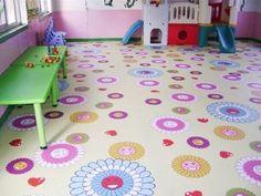 Kids Bedroom Vinyl Flooring 5 fun modern vinyl flooring designs from tarkett | playrooms, kids