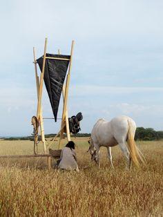 Refugio para cuidar un caballo / Gartnerfuglen + Mariana de Delás
