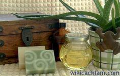 Làm xà phòng handmade từ dầu dừa